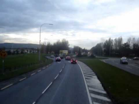 Dublin to Tallaght (Ireland)