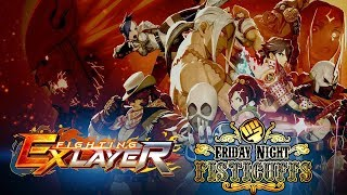 Friday Night Fisticuffs - Fighting EX Layer