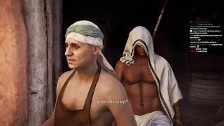Assassin's Creed Origins #9: teść luzak i strategiczne wycofanie