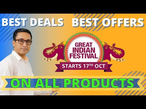 AMAZON GREAT INDIAN SALE 2020 🔥 PRIME MEMBERS ONLY 🔥 DEALS OFFERS DISCOUNTS 🔥
