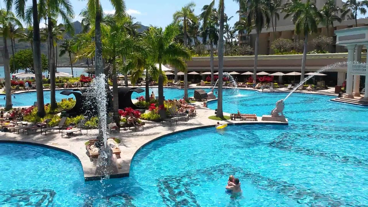 Marriott Resort On Kala Beach Kauai 2017