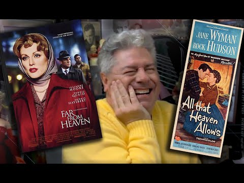 STEVE HAYES: Tired Old Queen at the Movies - ALL THAT HEAVEN ALLOWS &  FAR FROM HEAVEN