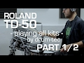 Download Roland TD-50 playing all kits w. drum-tec diabolo pads PART 1/2 MP3 song and Music Video