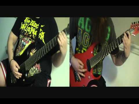 "CARNIFEX - ""Lie To My Face"" Guitar Demo (OFFICIAL PLAYTHROUGH)"