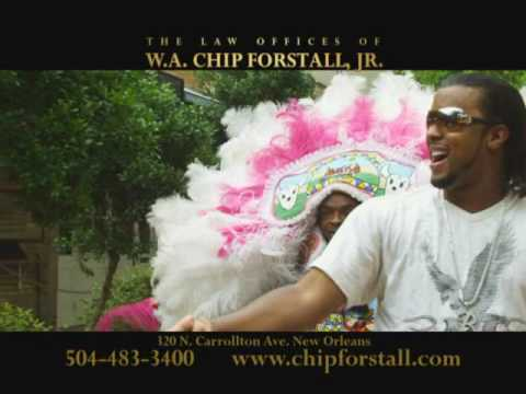 Sierra Productions- Chip Forstall Video Spot ft The Wild Magnolias