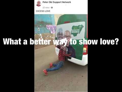Peter Obi Storms Onitsha In Grand Style