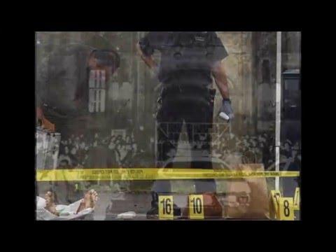 John Lennon Murder Scene - Then and Now - YouTube