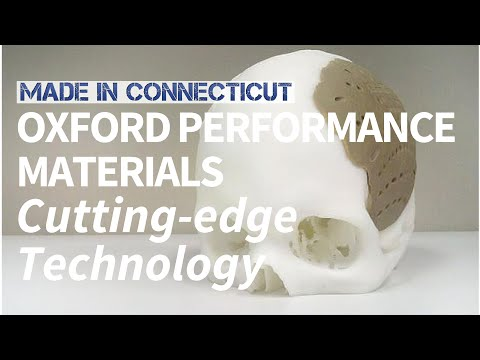 CPTV: MADE IN CONNECTICUT // Oxford Performance Materials
