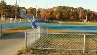 The Race Set Before Us - NCFCA Short Inspirational Running Film