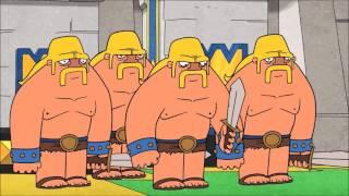 Clash-A-Rama! Quartet Goes Kaboom Royal Arena