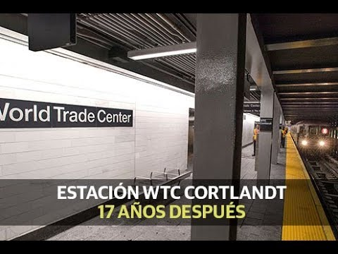 Reinauguran estación de Metro en NY