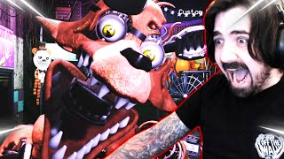 Scott Cawthon a BORRADO Este FNAF 2.. Y DEBES Verlo es EPICO! | FNAF 2 (Open Source Another Fangame)