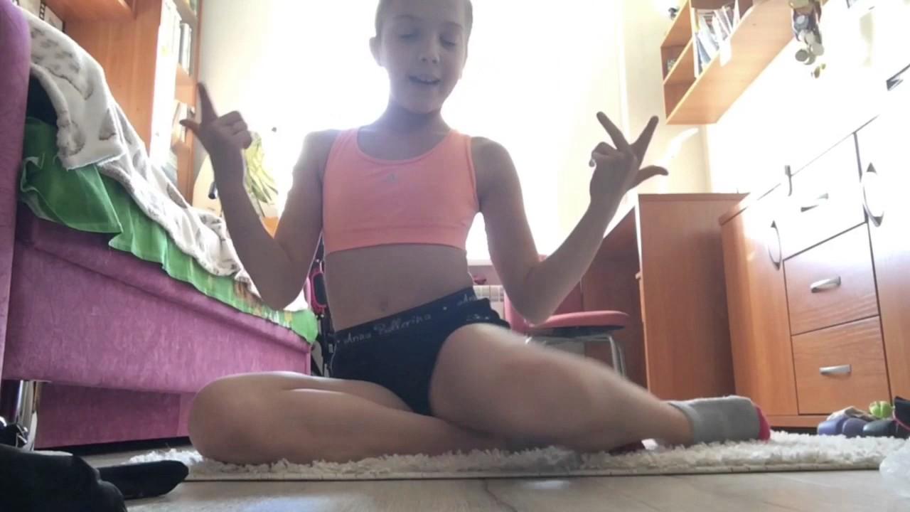 Моя гимнастика часть 1