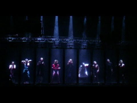 OutOfNothing. Theatre Styx- Northern Stage. Paris 2004