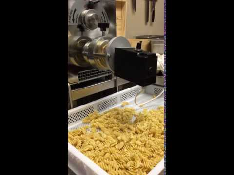 Our new pasta machine is here!