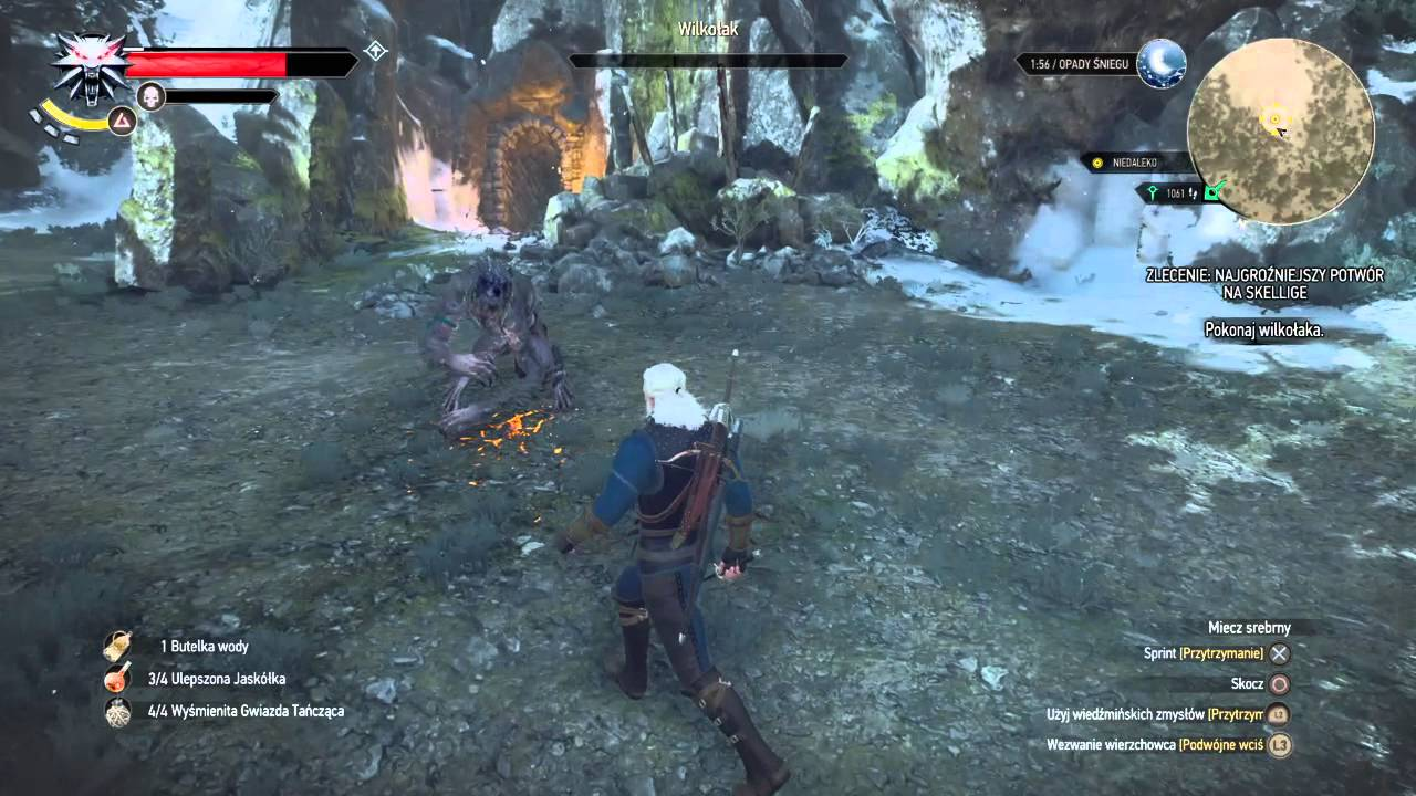witcher 2 how to change quest