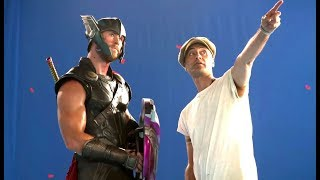 VFX Before & After: Thor: Ragnarok by Marvel Studios