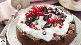 Очень вкусный пирог.Ягодный пирог с хересом
