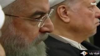 رفسنجاني يحذر خامنئي من إفشال الاتفاق النووي