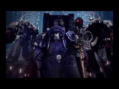 SPACE HULK Deathwing HD - All cinematics and visions |