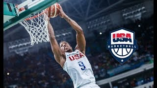 Demar Derozan - INSANE Dunks of 2016 USA Olympics! thumbnail