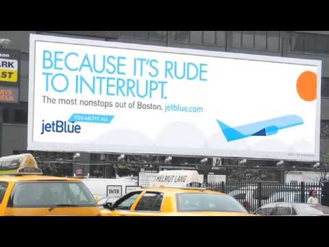JetBlue You Above All campaign