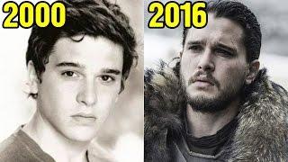 Игра престолов: актеры и роли в детстве и сейчас