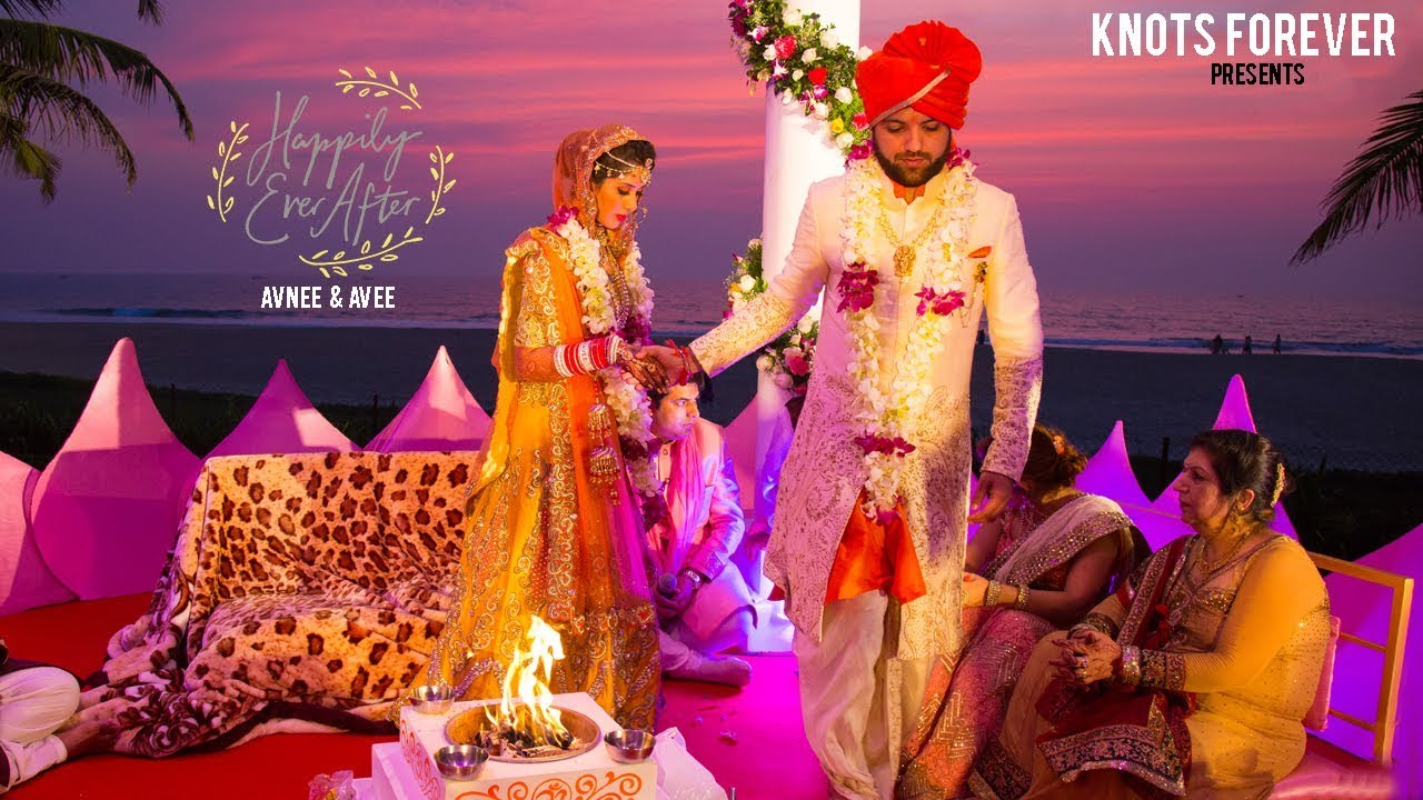 Wedding Film Hily Ever After Planet Hollywood Resort Goa By Knots Forever