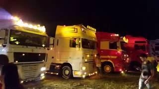 Opole Master Truck 2016 Pokaz świateł Light show