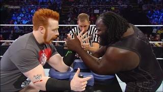 Sheamus vs. Mark Henry - Arm Wrestling Contest: SmackDown, May 3, 2013