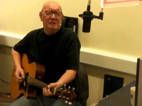 George Shovlin & George Lamb On The Blues Show   I'm A Lover Not A Fighter