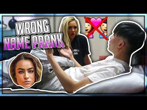 Calling My Girlfriend The Wrong Name (Sommer Ray)