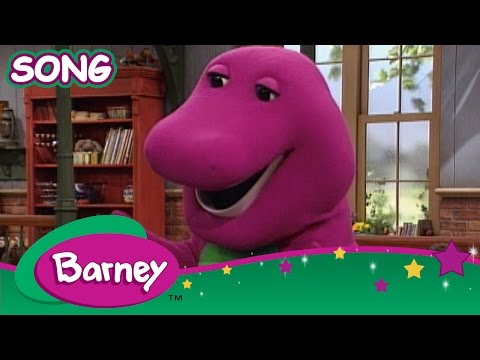 Barney - Me and My Best Teddy Bear (SONG)
