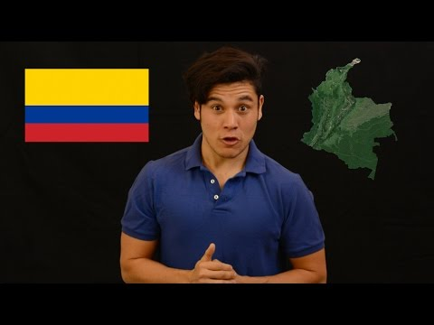 Geography Now! Colombia