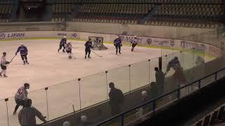 Хоккей ЛНХЛ за 3 м. Айсберг-Ударник 17.04.2018 г. 1 пер. Перм1