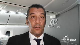 Air Europa-Boeing 787 Dreamliner