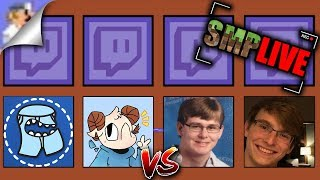 FULL VOD | Twitch Jeopardy ft. CallMeCarson, Jschlatt, ConnorEatsPants, Slimecicle