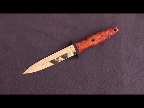 Из истории вещей-история создания ножа  Applegate-Fairbairn A-F.