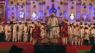 Kirtan chal thai pandharinath maharaj aaru and umesh maharaj dasharathe pakhawaj gambhir maharaj