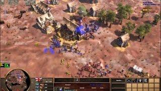 AoE III TAD - 1v1 online (British)