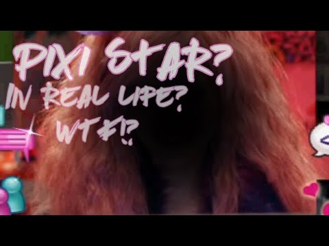 PIXI STAR IN REAL LIFE!? | Moviestarplanet