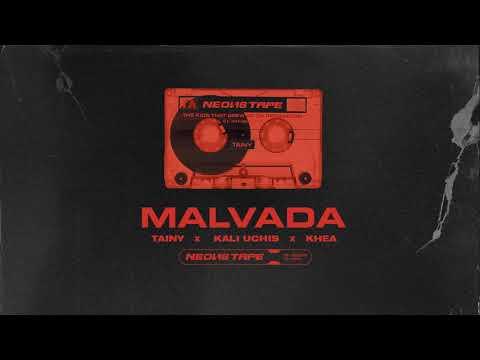 Malvada - Tainy, Kali Uchis, Khea (Official Audio)