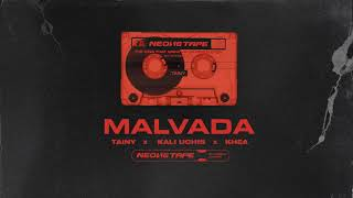 Malvada - Tainy, Kali Uchis, Khea (Official Audio) смотреть онлайн в хорошем качестве бесплатно - VIDEOOO