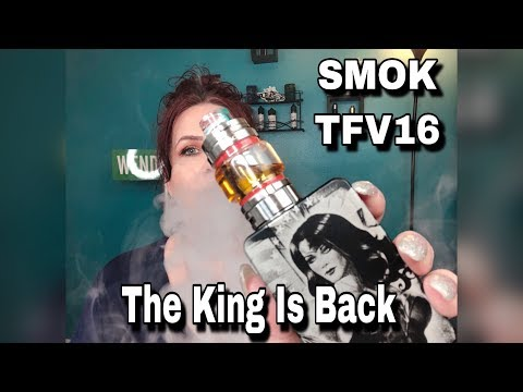 The King Is Back | SMOK TFV16 King Subohm Tank thumbnail