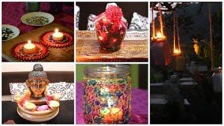 Diwali/Festive decor  ideas -  5 Easy and creative diy decors.