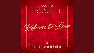 Return To Love (Radio Version)