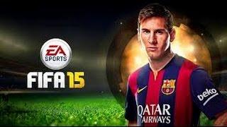 Como descargar FIFA15 para pc con crack actualizado OSAMAN-GAMEPLAY