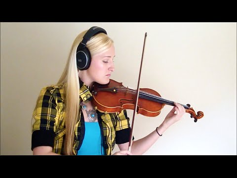 Calvin Harris - Blame feat. John Newman (Cover by Jax Berlin) w/ Violin
