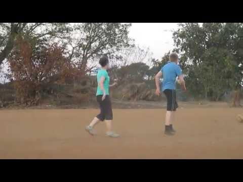 Zambia Lusaka Mission- Pday Soccer 3