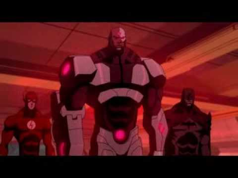 Flashpoint Superman (Justice League: The Flashpoint Paradox)